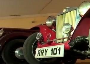 Udaipur vintage car museum: Unique collection of classic cars