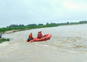 NDRF saved 4000 people from nature's fury in the country in 2017