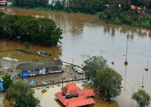 Flood disrupts life in Kerala, 39 killed