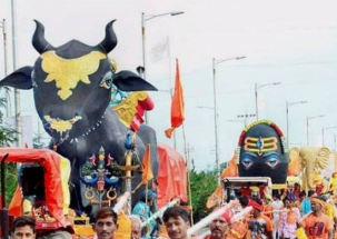 Uttar Pradesh: Babu Khan who worshiped Lord Shiva, stopped from praying Namaz