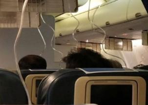 Jet Airways passengers suffer nasal bleeding due to drop in cabin pressure