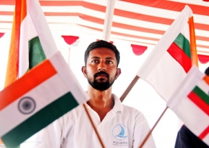 French vessels rescue Indian Navy Commander Abhilash Tomy after Golden Globe Race injury