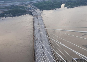 Signature Bridge: Over 140 challans issued on Tuesday