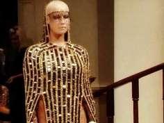 Amber Rose' weird dress at NFW