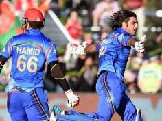 World Cup 2015: Afghanistan Vs Scotland