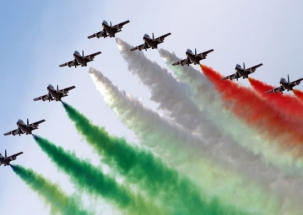IAF rehearses for 86th anniversary celebration at Hindon Air Force Station - a visual treat for visitors