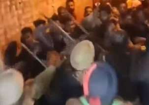 Violence breaks out in Amritsar after man died in police custody