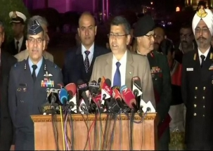 Indian Air Force, Army, Navy stand together to expose Pakistan Army