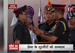 40 soldiers receive gallantry awards at army event in Pune