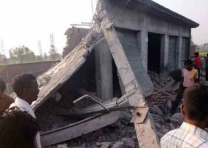Uttar Pradesh: Eight killed in firecracker factory blast in Badaun