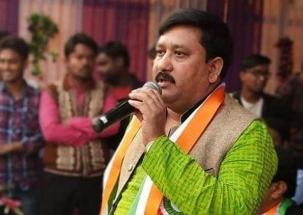 Satyajit Biswas inaugurates Saraswati Puja moments before shot dead