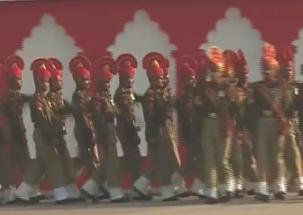 BSF celebrates its 54th Raising Day in New Delhi