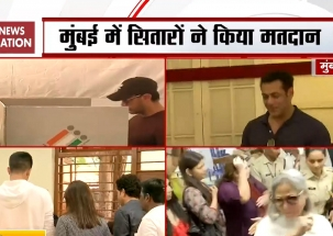 LS Election 2019 Phase 4: Bollywood celebs cast their vote in Mumbai