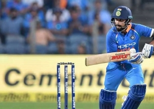Fifth ODI: India thrash West Indies by nine wickets at Eden Gardens