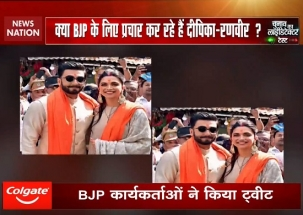 Chunav Lie Detector Test: Are Ranveer, Deepika campaigning for BJP?