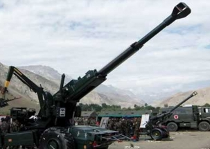 155 mm Dhanush artillery guns handed over to Indian Army