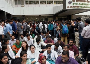 West Bengal Doctors' strike: AIIMS Delhi doctors come back to work