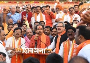 Ayodhya dispute: Uddhav Thackeray takes a dig at PM Modi