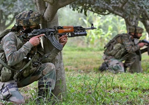 3 terrorists killed by security forces in J&K's Shopian