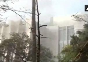 Fire breaks out at Mumbai's ESIC Kamgar Hospital, 6 killed