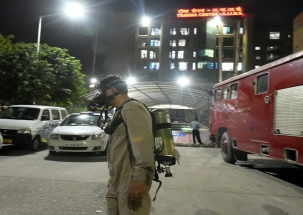 Panic spreads at AIIMS Delhi as fire breaks out at Trauma Centre