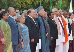 PM Modi's swearing-in ceremony: Here's  list of International guests