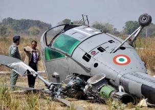Indian Air Force microlight aircraft crashes near Baghpat in Uttar Pradesh