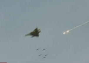 Indian Air Force carries out massive exercise in Pokhran
