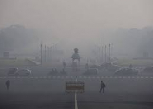 Delhi: Air quality records 'poor' category