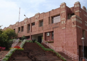 JNU's vice-chancellor attacked at his residence