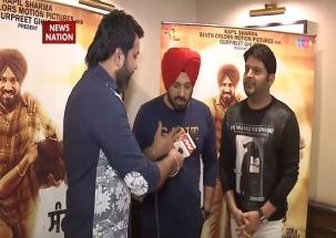 NN Exclusive: Candid conversation with 'Son of Manjeet Singh' team