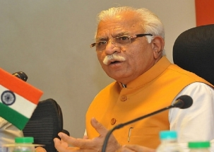 Cong Hits Out At CM Khattar For His Dead Rat Remark On Sonia Gandhi