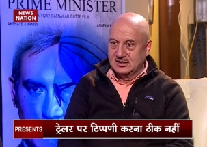 NN Exclusive: Anupam Kher first rejected to play Manmohan Singh's role