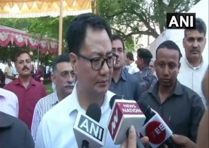 Kiren Rijiju: No illegal procurement of Voter-ID cards by Rohingya refugees will be allowed