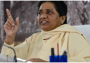Our coalition is strong and permanent: Mayawati in UP's Pratapgarh