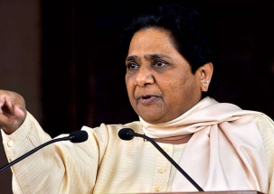 Congress ousted from power due to its wrong policies, says Mayawati