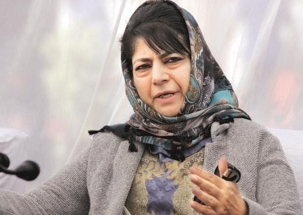 Josh of patriotism hasn't even spared the skies: Mehbooba on Air India