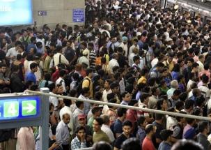 On The Spot: Chaos at Delhi's Patel Chowk Metro station