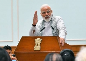 PM Modi's Twitter appeal to Opposition leaders for encouraging voters