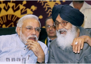 Do BJP and Akali want 'Modi vs Congress' contest in Punjab?