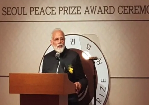 Time for world to go beyond talks and act on terrorism, says PM Modi