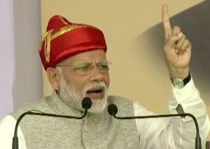 I promise to prevent the rights of Assamese people, assures PM Narendra Modi