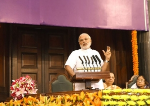 Vajpayee's silence had greater strength than his speeches: PM Modi