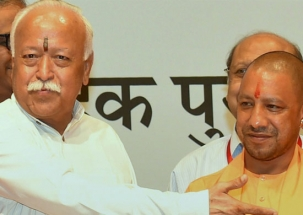Yogi Adityanath to meet RSS chief Mohan Bhagwat in Prayagraj
