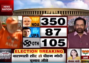 Election Results: Government will review Article 370, says Naqvi