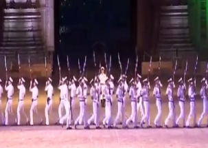 Watch: Indian Navy rehearses for 'Beating Retreat' ceremony in Mumbai