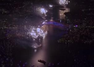Australia welcomes 2019 with fireworks on Sydney Harbour bridge