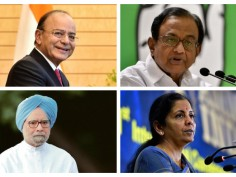 Union Budget 2019: Meet finance ministers who presented budget in last two decades