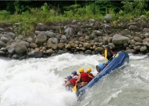 3 people narrowly escape death during rafting in HP's Beas river