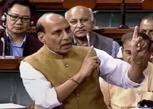 Bada Sawaal: It's a historic bill, says Rajnath Singh in Lok Sabha